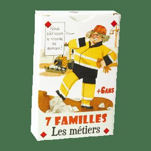 Les 7 familles – Édition métiers