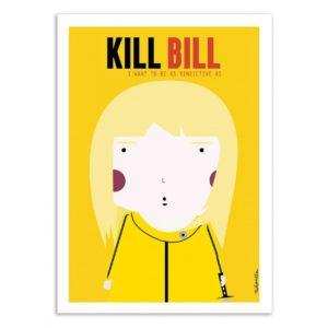 Kill Bill – Affiche 30 X 40
