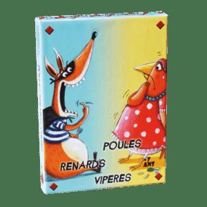 Poules Renards Vipères