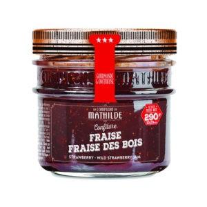 Confiture – Fraise et fraise des bois