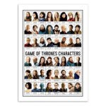 Game of thrones – Affiche 30 X 40