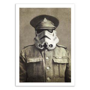 Sergent Stormley – Affiche 30 X 40
