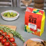 Crackers tomate et herbes de Provence