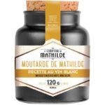 Moutarde – Au vin blanc 120g