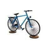 Vélo en bois – Bleu