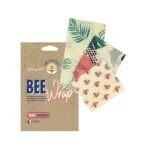Bee Wrap – Pack découverte Tropical