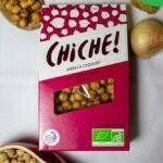 Croustiche – Pois chiches grillés aux oignons