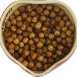 Croustiche – Pois chiches grillés au sésame et sel