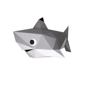 """Trophée """"Babies"""" requin"""