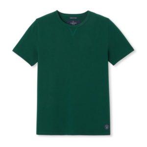 Tedy – T-shirt piqué vert