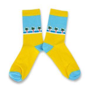 Chaussette B. Lamy – Socks on the Beach