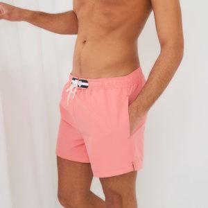 Liamone – Short de bain rose musquée