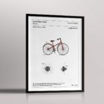 Affiche de brevet – Vélo
