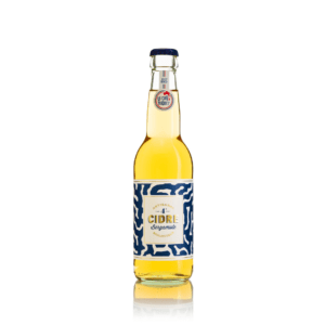 Cidre brut bio à la bergamote – 33cl