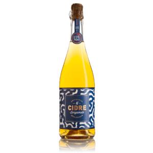 Cidre brut bio à la bergamote – 75cl