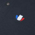 Polo l'Élégant 3.0 – Bleu