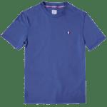 T-shirt BIO – Bleu Saphir