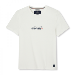 Philibert – T-shirt Charmant Français