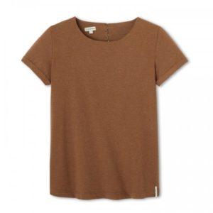 Rose – T-shirt camel