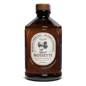 Sirop BIO – Noisette