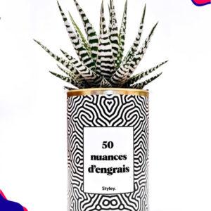 50 nuances d'engrais – Plante détox